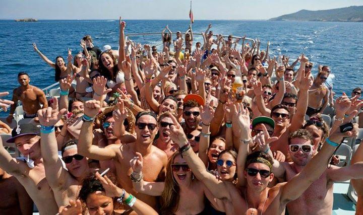 Ibiza Boat Parties San Antonio