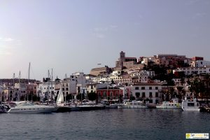 Ibiza Old Town Eivissa Dalt Vila - La Marina district