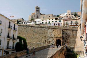 Ibiza Old Town Eivissa Dalt Vila -