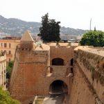 Ibiza Old Town Eivissa Dalt Vila - high defence walls