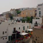 Ibiza Old Town Eivissa Dalt Vila - little bar cafe