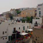 Ibiza Old Town Eivissa Dalt Vila - little bar cafe