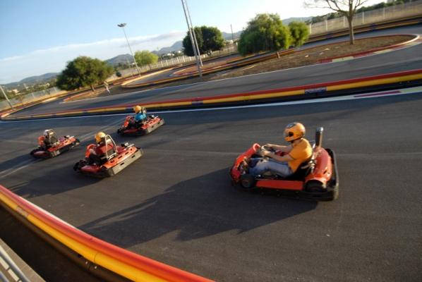 Karting San Antonio Ibiza