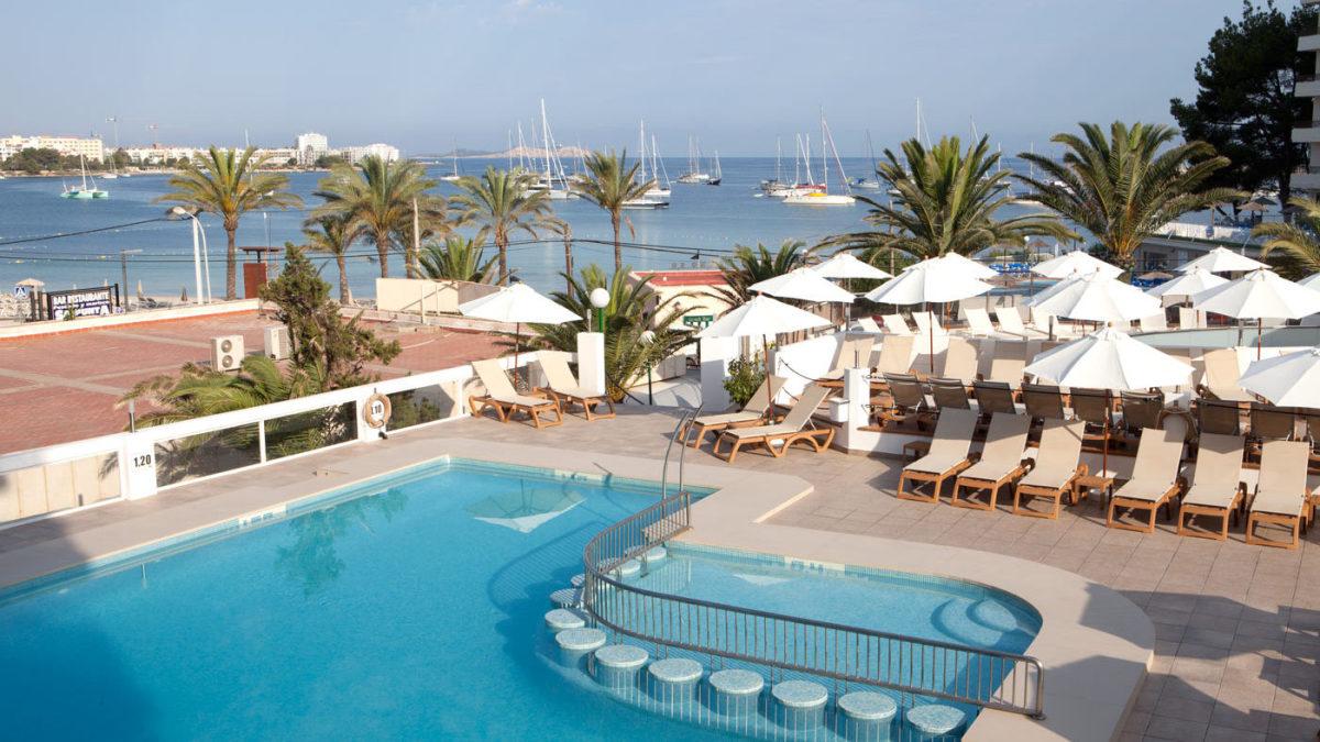 San Antonio Ibiza Bellamar hotel