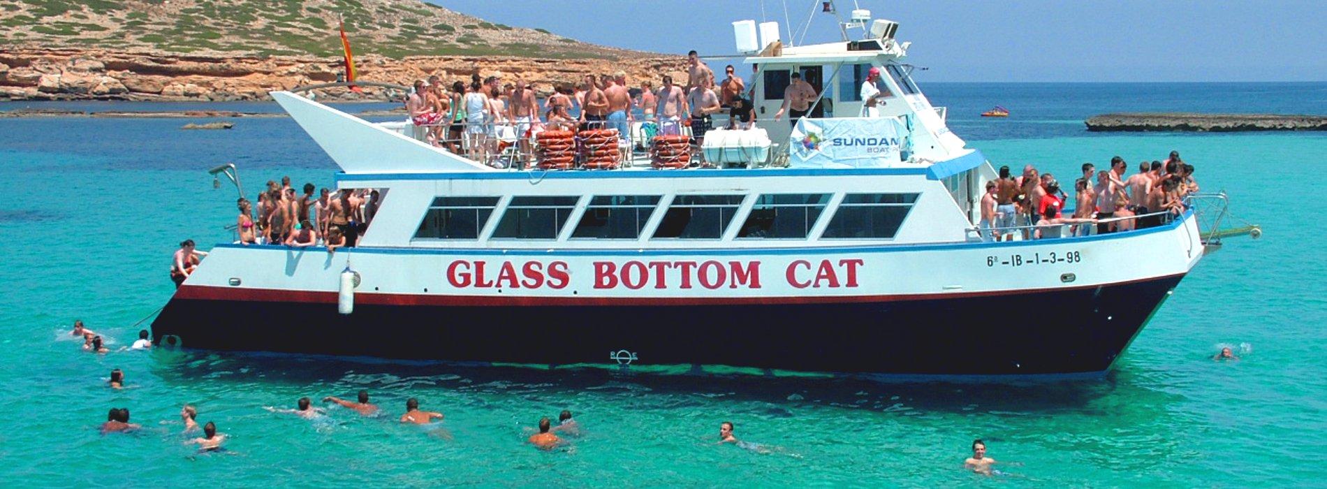 San Antonio Ibiza Captain Nemo Boat trips