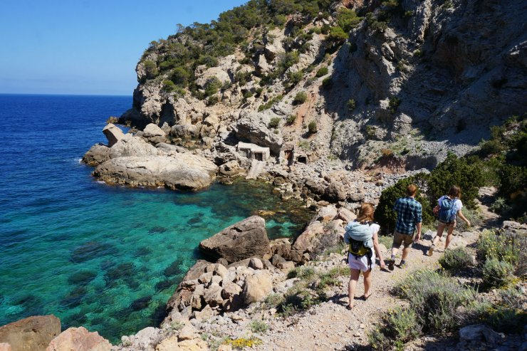 Walking & Hiking in San Antonio Ibiza