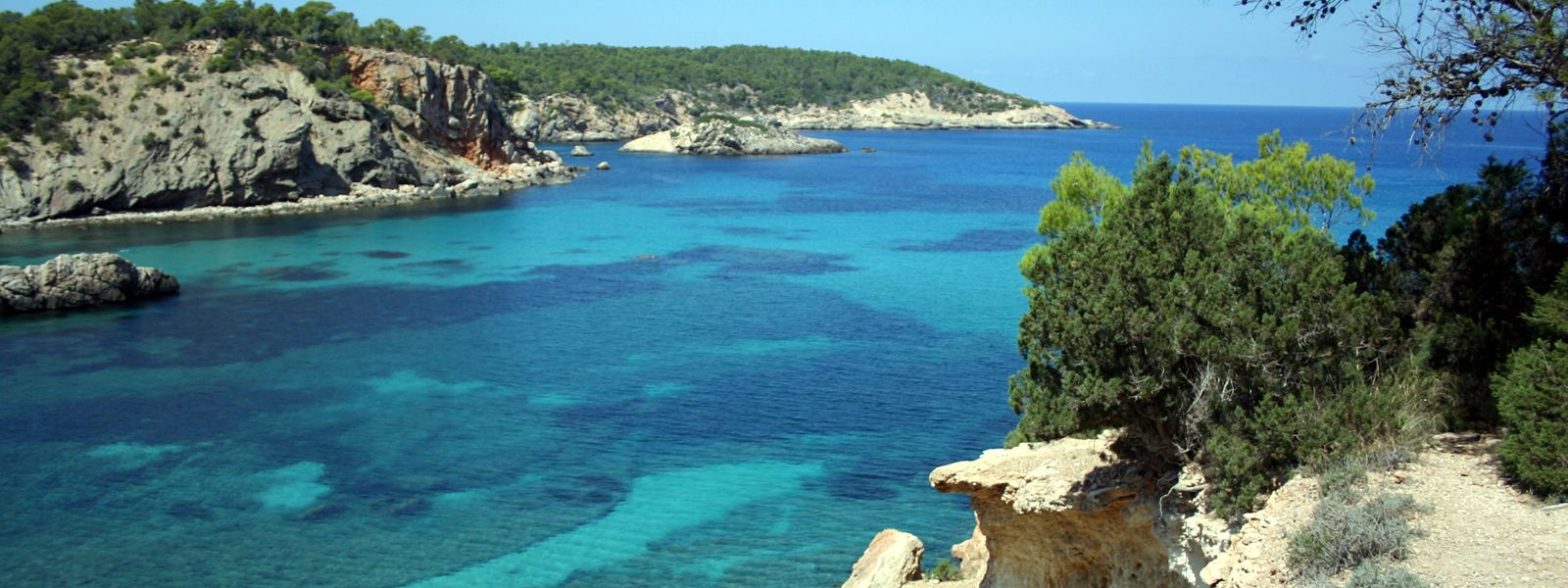 San Antonio Ibiza beaches sightseeing
