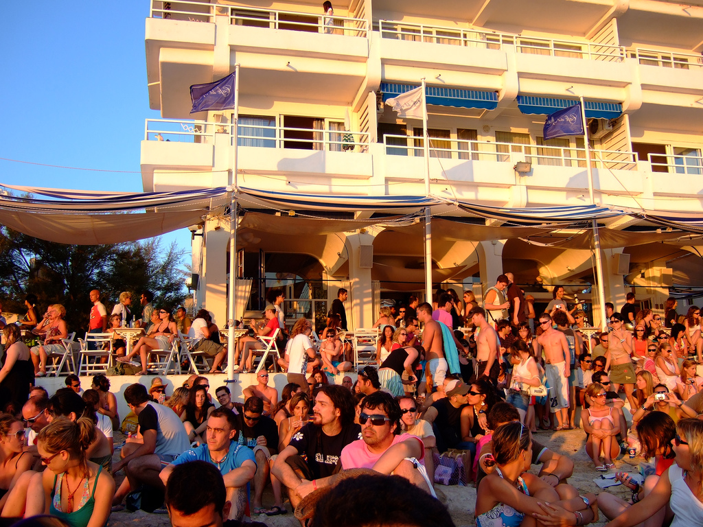 Cafe del Mar San Antonio Ibiza