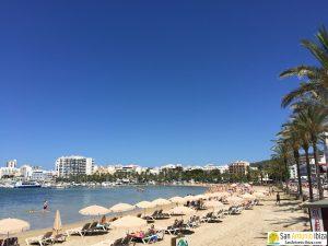 San Antonio Beach Platja de s Arenal